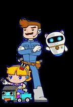 Роботы и инженеры