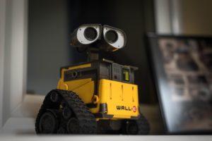 Робот walle малый