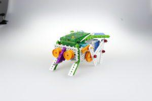 Модель робота инсектоида