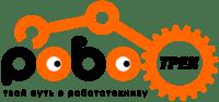 Логотип клуб робототехники, программирования и нейротехнологии Симферополь
