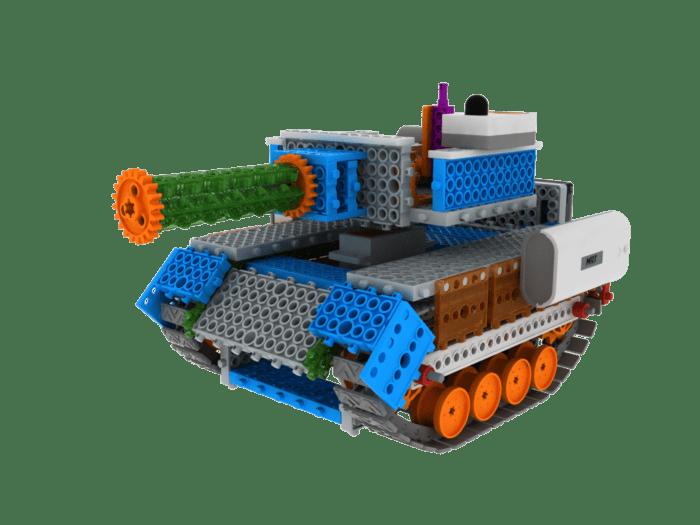 Модель танка Роботрек