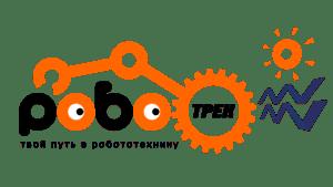 Основной логотип сети клубов робототехники, программирования и нейротехнологии - Роботрек