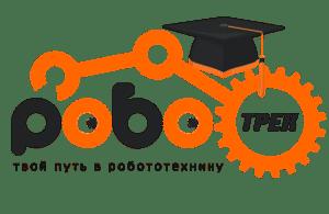 Логотип Роботрек с шляпой