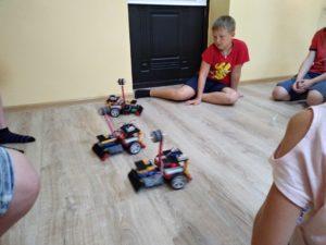 Модель робота молота