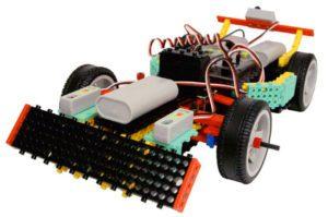 Робот автомобиль. занятия для детей симферополь