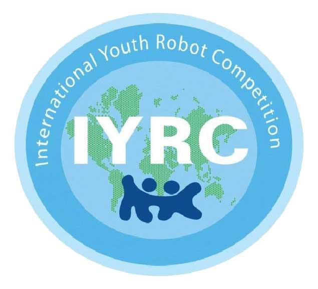 логотип международных соревнований по робототехнике IYRC